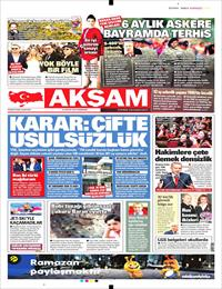 Akşam Gazetesi