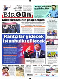 Birgün Gazetesi
