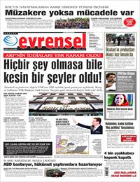 Evrensel Gazetesi