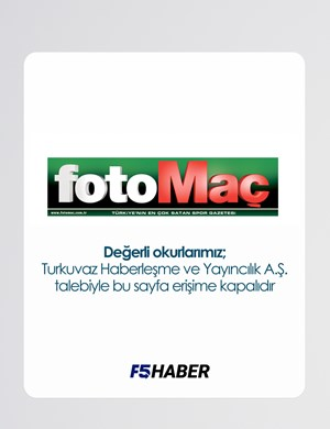 Fotomaç Gazetesi