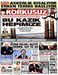 Korkusuz Gazetesi