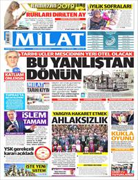 Milat Gazetesi