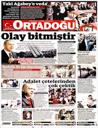 Ortadoğu Gazetesi