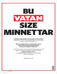 Vatan Gazetesi